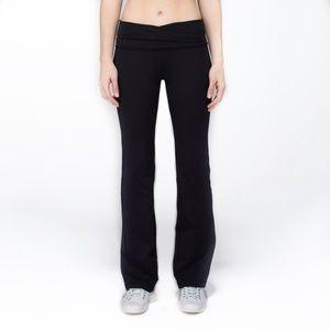 Lululemon Astro Pants Black Regular Inseam Stretch